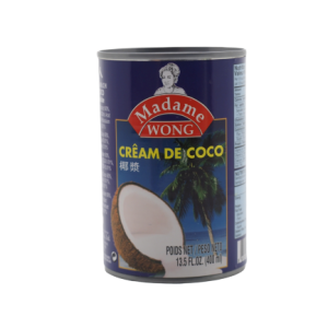 CANNED COCONUT CREAM 22% (BLUE LABEL)